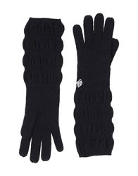 Blumarine Gloves Black