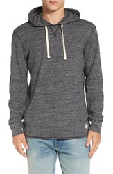 O'neill Men's 'Hinkley' Waffle Knit Hoodie Black