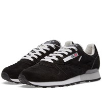 Reebok X Garbstore Classic Leather Black