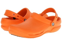 Crocs Bistro Unisex Batali Orange Clog Shoes