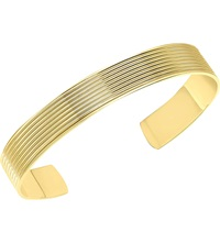 Theo Fennell Whip Torque 18Ct Yellow Gold Bangle