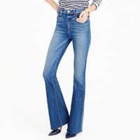 J.Crew Mcguiretm High Waisted Flare Jean