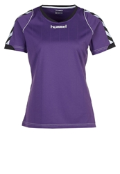 Hummel Authentic Sports Shirt Purple Reign