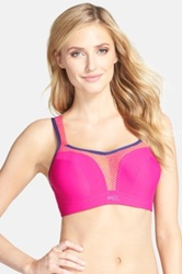 Panache Intimates Sport Sports Bra Purple