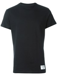 Ejxiii Rear Printed T Shirt Black