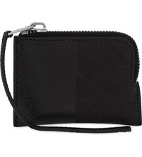 Rick Owens Mastodon Small Leather Pouch Black