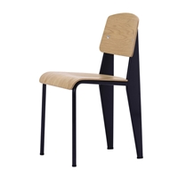 Standard Chair Natural Oak Black By Vitra Fab.Com