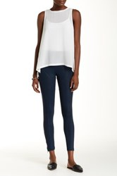 David Lerner Fulton Ankle Length Legging Blue