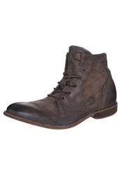 A.S.98 Laceup Boots Sigaro Light Brown