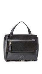 Marc Jacobs Waverly Small Top Handle Bag Black