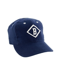 Ebbets Field Flannels For J.Crew Bismarck Churchills Ball Cap