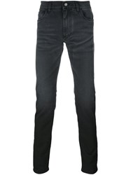 Dolce And Gabbana Skinny Jeans Grey