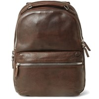 Shinola Runwell Backpack Brown