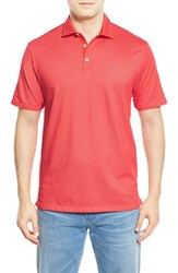 Men's Big And Tall Tommy Bahama 'Double Eagle Spectator' Pique Polo
