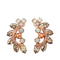 Mawi Crystal Cluster Earrings