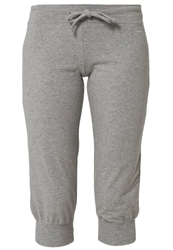 Champion 3 4 Sports Trousers Oxford Grey Mottled Grey