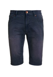 Superdry Worn Wash Jean Shorts Imperial Rinse