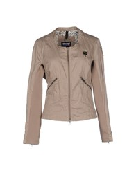 Blauer Coats And Jackets Jackets Women Beige