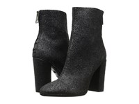 Just Cavalli High Heel Glitter Bootie Black