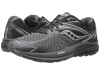 Saucony Ride 9 Black Silver Women's Running Shoes
