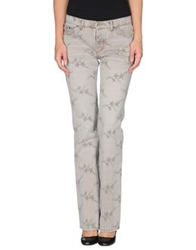 Krizia Jeans Casual Pants Grey