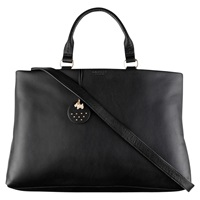Radley Gloucester Road Large Leather Multiway Grab Bag Black