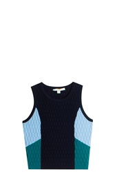 Jonathan Simkhai Colour Blocked Tank Top