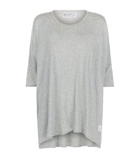 Wildfox Couture Wildfox Essentials Sunny Morning T Shirt Female Light Grey