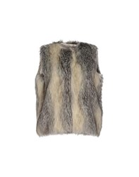 Soho De Luxe Coats And Jackets Faux Furs Women