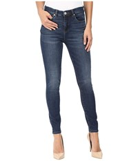 Blank Nyc Denim Hi Rise Skinny In Shy Guy Blue Women's Jeans