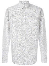 Fendi Bag Bugs Shirt White