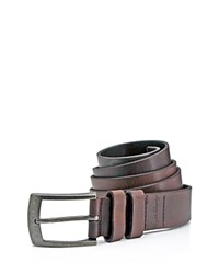 English Laundry Jean Leather Belt Compare At 79.50 Brown