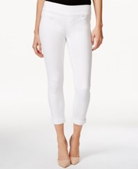 Styleandco. Style And Co. Petite Ankle Jeggings Bright White Wash Only At Macy's