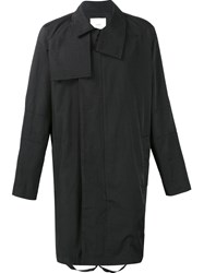 Stampd 'Slam' Coat Black