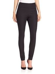 Rebecca Taylor Fitted Stretch Pants Black