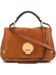 Chloa 'Indy' Tote Brown