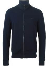 Michael Kors Turtle Neck Zipped Track Jacket