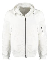 Uniforms For The Dedicated Kavinski Summer Jacket Cream Cotton Off White