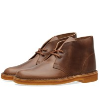 Clarks Originals X Horween Leather Co. Desert Boot Brown