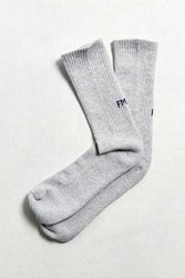 Urban Outfitters Fml Sport Sock Grey