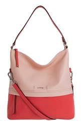 Lodis 'Kate Collection Sunny' Hobo Pink Coral