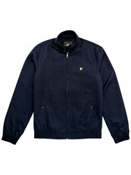 Lyle And Scott Harrington Jacket Navy