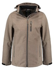 Killtec Irmos Soft Shell Jacket Braun Brown