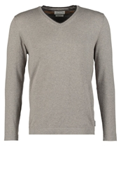Harris Wilson Larry Jumper Gris Chine Clair Light Grey