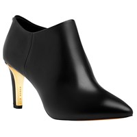 Ted Baker Nyiri Stiletto Heel Ankle Boots Black