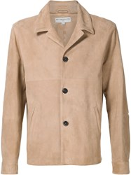 Melindagloss 'Boxing Coat' Jacket Nude And Neutrals