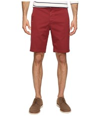Robert Graham Pioneer Shorts Red Men's Shorts