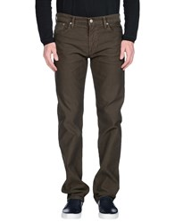 Citizens Of Humanity Trousers Casual Trousers Men Military Green