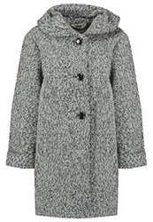 Darling Lorna Classic Coat Charcoal Mottled Grey