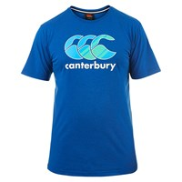 Canterbury Of New Zealand Short Sleeve Training Jersey Top Navy